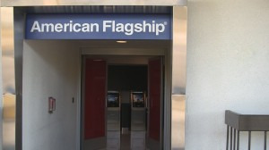 Entry to AA Flagship Check-in