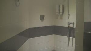 Ambassador Hotel - Common Showers