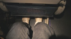 Delta MD90 Seat 12B Legroom