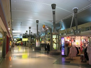 JFK T4 Shopping