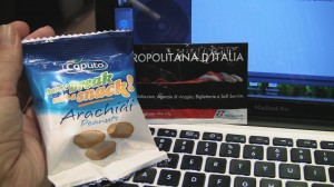 Trenitali Frecciargento Snack