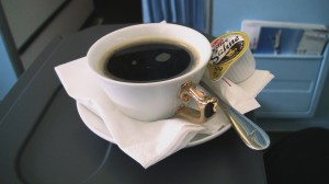 Austrian Airlines Coffee