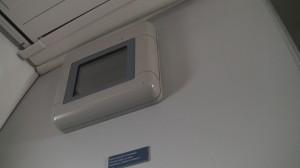 TV aboard Delta 737-800