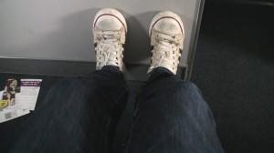 Seat 1B - Delta 737-800