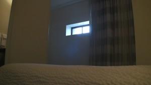 Tiny windows - Springhill Suites Baltimore/Inner Harbor