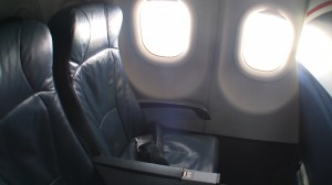 Seat 5A - US Airways A321