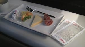 Swiss Arrivals Lounge at ZUR