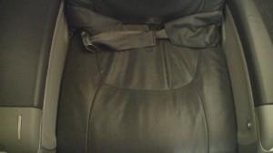 United Express E170 Seat