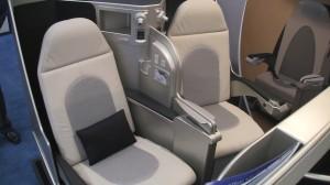 Sogerma Equinox 2D Seats.