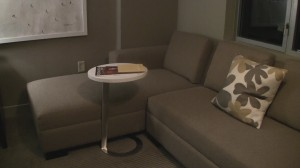 Accessible King Room - Sofa