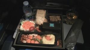 Economy Meal - 747 Combi KLM