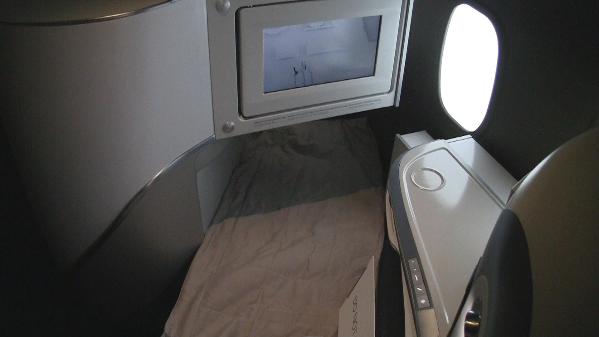 Air France New Business Class