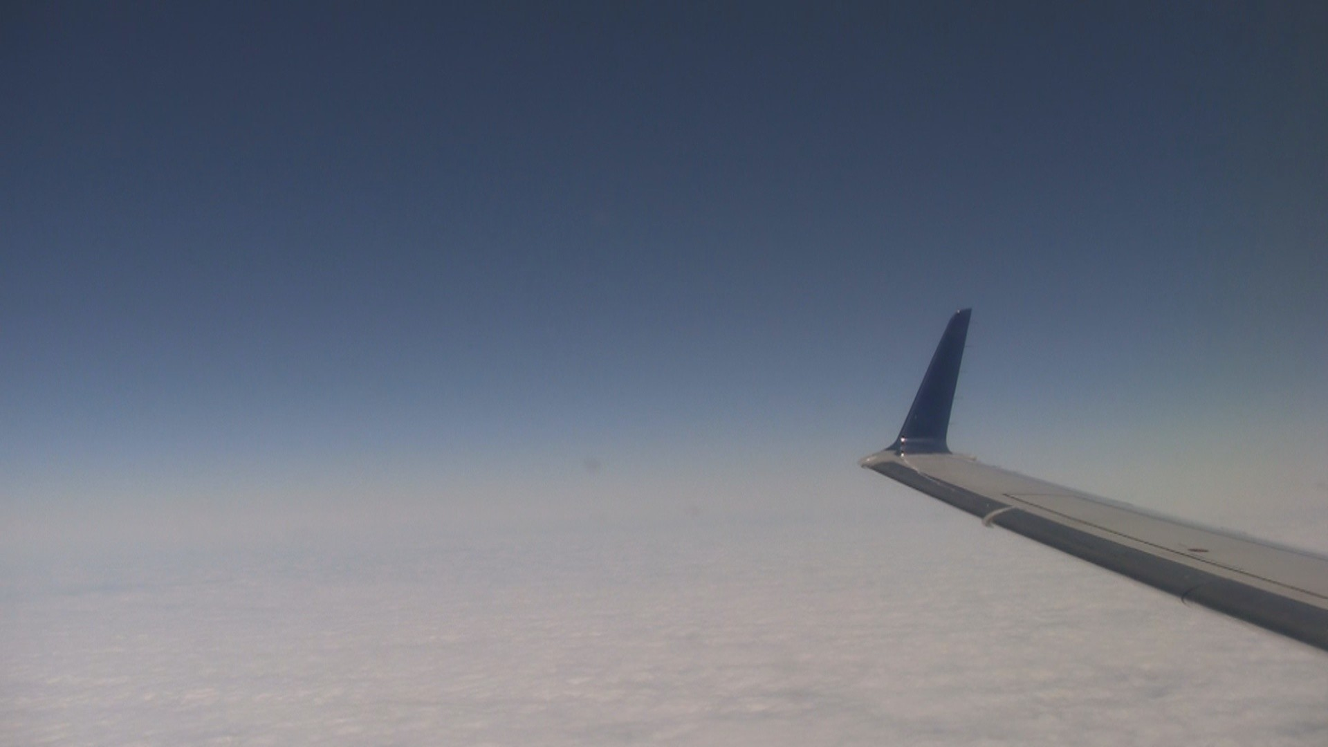 Wing of Delta Connection E175