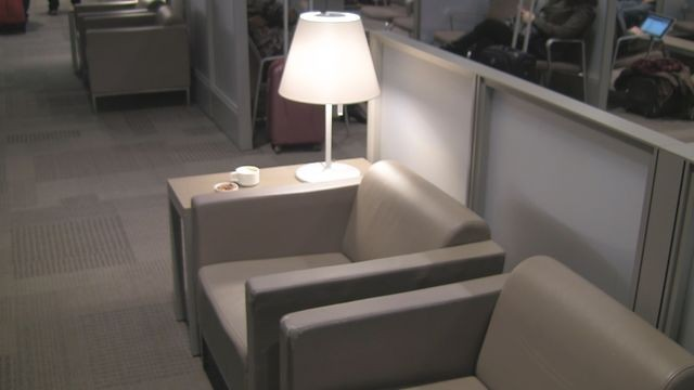 Porter Lounge YTZ