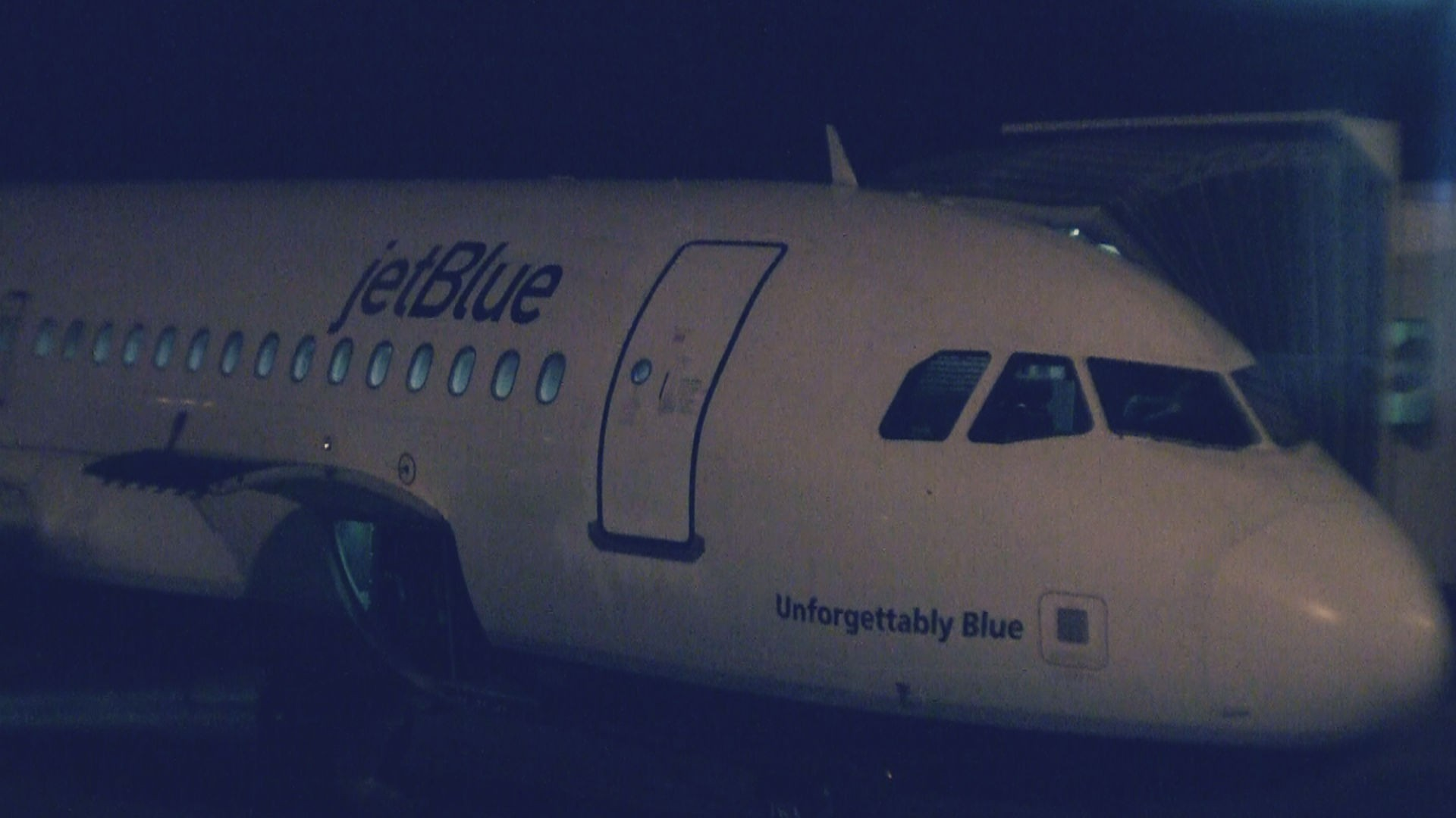 JetBlue Unforgettably Blue A320